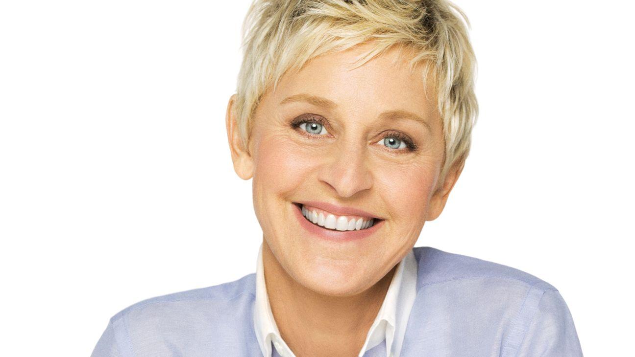 Bildergebnis für Ellen DeGeneres