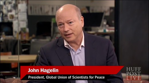 Huffingtonpost-live-meditation-against-terrorism_laughing-together Interview of John Hagelin