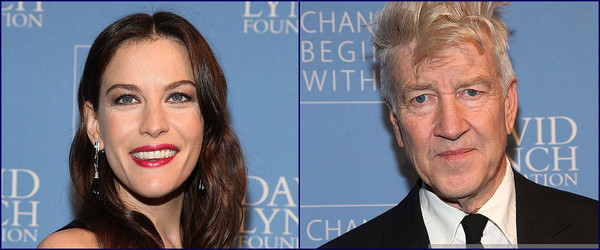 Liv Tyler and David Lynch - Change begins within
